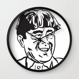 Face Moe Wall Clock