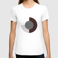 minimalist T-shirts featuring Minimalist by Akehworks