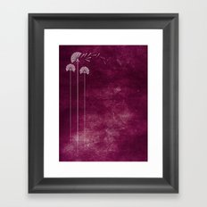 in un soffio Framed Art Print