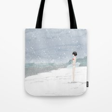 This is not the time for beach Tote Bag
