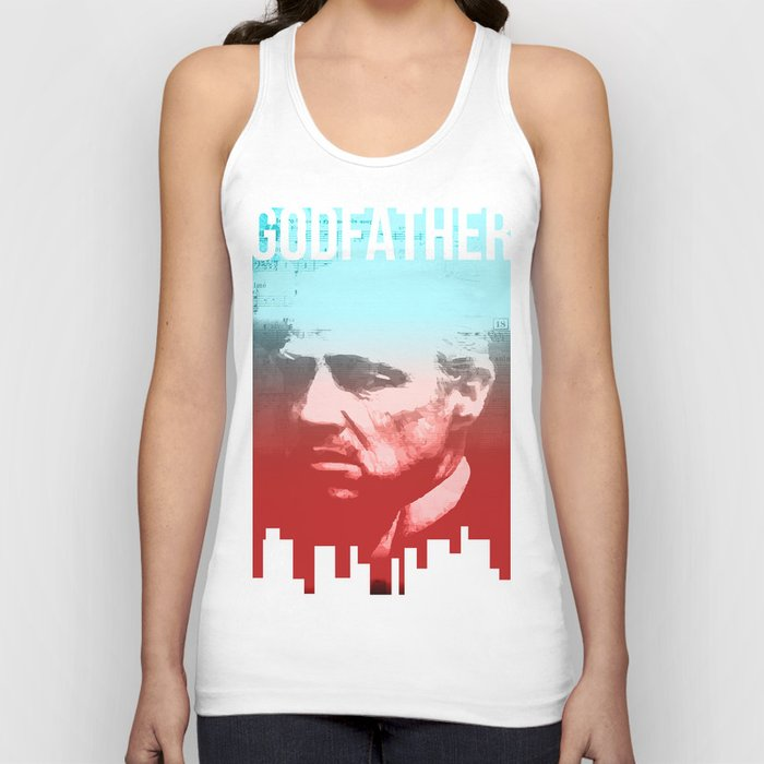 GODFATHER - Do I have your Loyalty? Unisex Tank Top