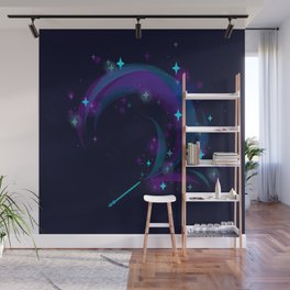 Magical Wand ! Wall Mural