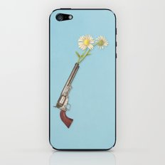 Peacemaker iPhone & iPod Skin