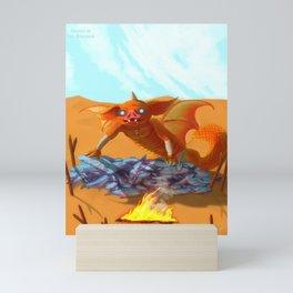 Breath of the Bokoblin Mini Art Print