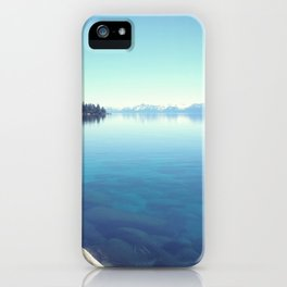 Tahoe Dreaming iPhone Case