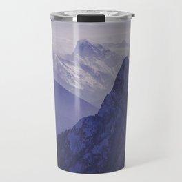 Landscape mountain Travel Mug