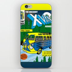 VWolverine iPhone & iPod Skin