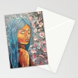Hidden Color Stationery Cards
