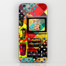 So retro iPhone & iPod Skin