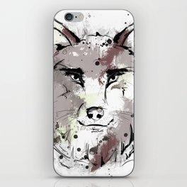 Wolff iPhone Skin
