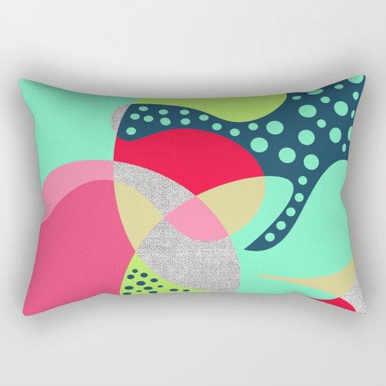 NaiveIII Rectangular Pillow