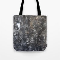 concrete Tote Bags featuring Concrete by Crimson-daisies