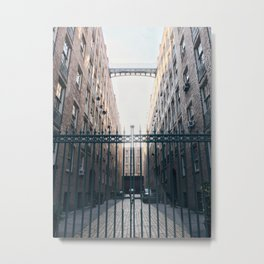 New York City, New York Metal Print