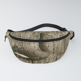 Black Swan 37 Tint Donegal Ireland Fanny Pack