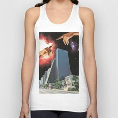The Coming Of The Celestials Unisex Tank Top