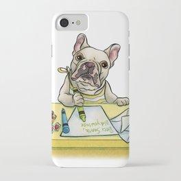 Bizzy iPhone Case