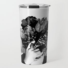Moon Flowers | Chanyeol Travel Mug