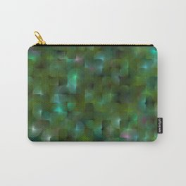 Chameleonic Written Circles - Colours from Chameleon by Ben Geiger Carry-All Pouch