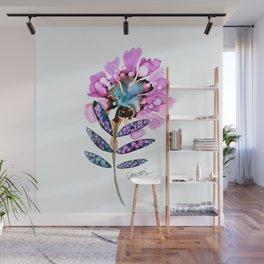 fleur du jour Wall Mural