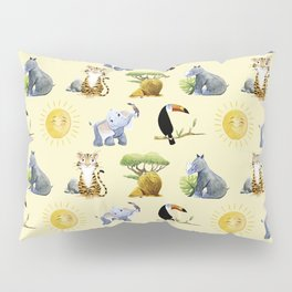Africa Pattern Collection 1 Pillow Sham