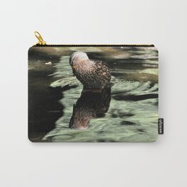 REFLECTION - DUCK POND Carry-All Pouch