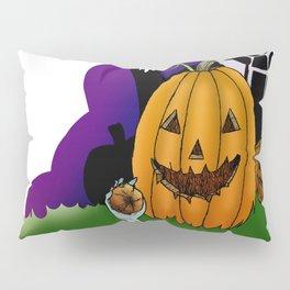 Pumpkin Pillow Sham