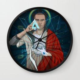 DBH: RoboJesus Wall Clock
