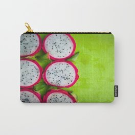 Dragonfruit on a Cutting board Carry-All Pouch