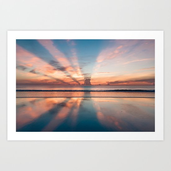 our beautiful world Art Print