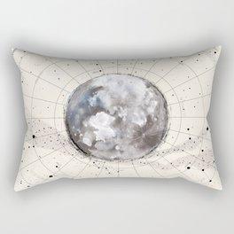 Pathfinder Bright Rectangular Pillow