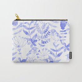Abstract Botanical Garden III Carry-All Pouch
