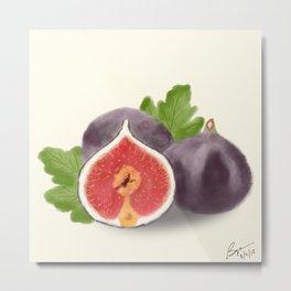 Figs Metal Print