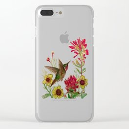 Little Bird Clear iPhone Case