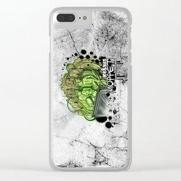 mr. & mrs. muppet Clear iPhone Case