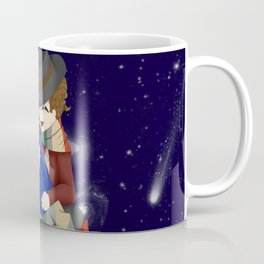 Mini time lord Coffee Mug