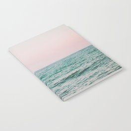 blush ocean Notebook