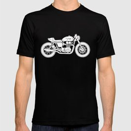 Triumph Bonneville - Cafe Racer series #3 T-shirt
