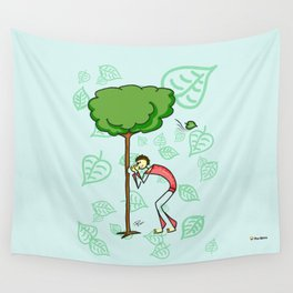 Wishes Wall Tapestry