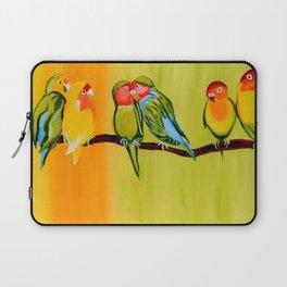Sweetheart Birds Laptop Sleeve