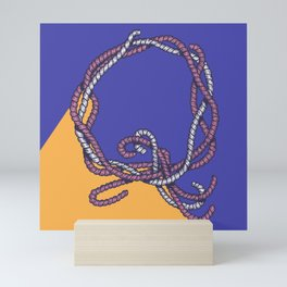 Letter Q of 2019 Mini Art Print