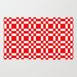 Optical pattern 4 Rug