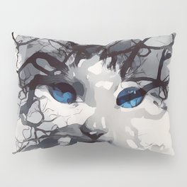 Cat Magic and Folklore Pillow Sham