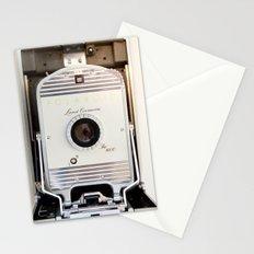 Polaroid 800 vintage camera Stationery Cards