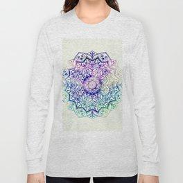 BOHO MARU MANDALA Long Sleeve T-shirt