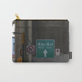 West/East Carry-All Pouch