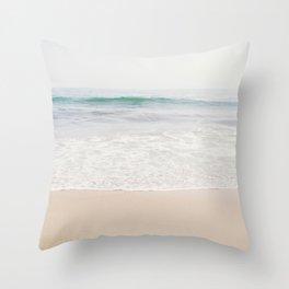 Malibu Picnic Throw Pillow
