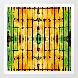 TyeDye 104 Art Print