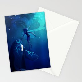 Lapis Ocean Stationery Cards