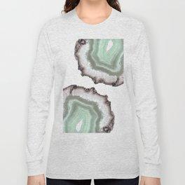 Light Water Agate Long Sleeve T-shirt