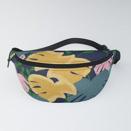 monstera madness  Fanny Pack